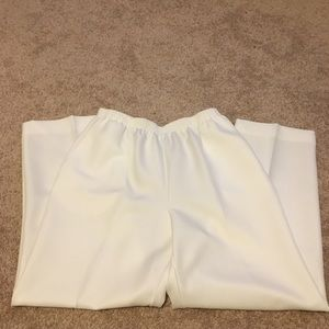 White Alfred dunner Pants